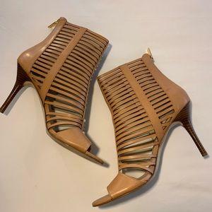 Michael Kors Caged Stiletto Heel Sandals